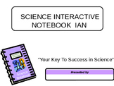 IAN Setup W/ Day#1 Scientific Method Notes