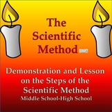 Scientific Method Demonstration and Lesson for Middle and