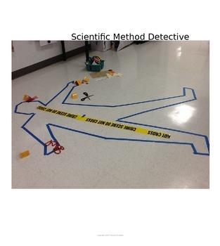 Scientific Method Detective and CSI
