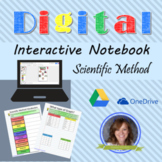 Scientific Method Digital Interactive Notebook