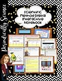 Scientific Method Digital Interactive Notebook Secondary-Hyperdoc
