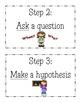 Scientific Method Display Posters