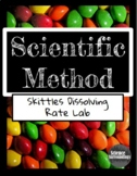 Scientific Method: Dissolving Skittles Lab