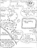 Scientific Method/ Lab Rules Doodle Quiz