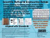 Scientific Method & Engineering Design ISN or Flipbook (PD