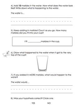 Scientific Method Experiment