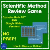 Scientific Method, Experiment Design, Jeopardy - Like Powe
