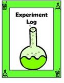 Scientific Method Experiment Log