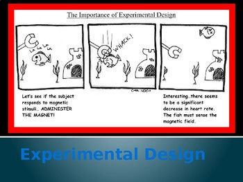 Scientific Method Experimental Design