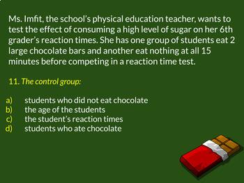 Scientific Method, Experimental Design, Variables, Controls, Constants