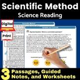 Scientific Method Guided Reading