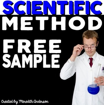 Scientific Method FREE Sample