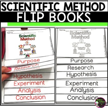 Scientific Method Flip Books