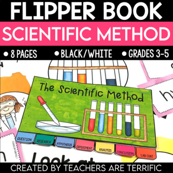 Scientific Method Flipper Book