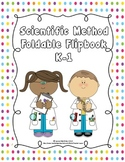 Scientific Method Foldable Book K-1