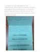 Scientific Method Foldable Flip Book