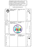 Scientific Method Foldable Graphic Organizer