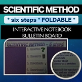 For any Scientific Experiment - Scientific Method - Foldable  - Universal