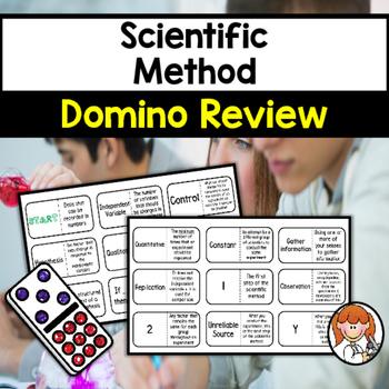 Scientific Method Domino Review