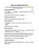 Scientific Method Guided Notes & Exit Slip