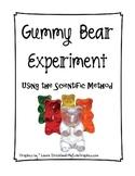 Scientific Method: Gummy Bear Experiment