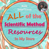 Scientific Method HUGE Bundle: All of My Scientific Method Resources