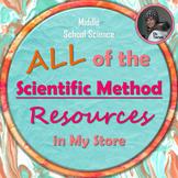 Scientific Method HUGE Bundle: All of My Scientific Method
