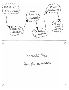 Scientific Method Infographic Notes