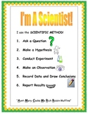 Scientific Method & Inquiry- 4 Gummy Bear Dissolve Matter Science Experiments