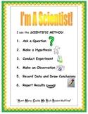 Scientific Method & Inquiry- 4 Gummy Bear Dissolve Matter
