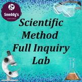 Scientific Method Inquiry Lab Unit