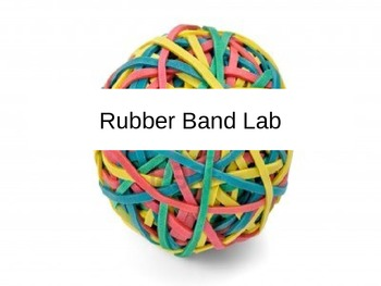 Scientific Method Inquiry Lab Rubber Bands