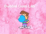 Scientific Method Inquiry Lab with Bubble Gum