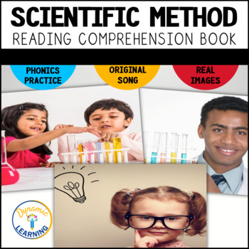 Scientific Method Interactive Book and Song