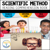 Scientific Method Reader for Kindergarten and First Grade Distance Learning