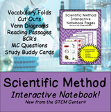 Scientific Method Interactive Notebook - Distance Learning