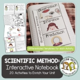 Nature of Science & Scientific Method - Interactive Notebook Activity Pack