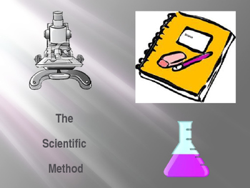 Scientific Method Intro