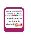 Scientific Method Introduction Experiment using Skittles