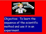 Scientific Method Introduction Unit