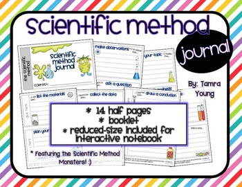 Scientific Method {Journal}