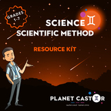 Scientific Method Kit | Display Procedures Effectively | G