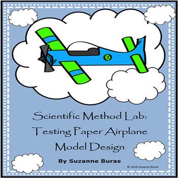 Scientific Method Lab: Paper Airplane Model Design
