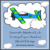 Scientific Method Lab: Paper Airplane Model Design