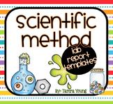 Scientific Method {Lab Report Templates}