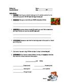 Scientific Method Lab: Skittles Data