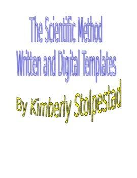 Scientific Method Lab Write Up