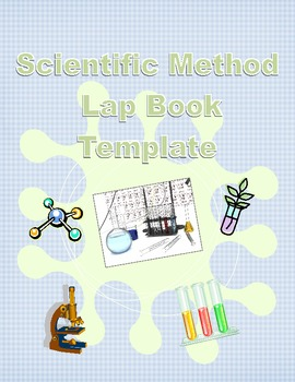 Scientific Method Lap Book Template