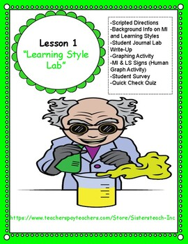 Scientific Method -Learning Style Lab