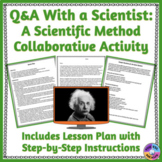 Scientific Method Lesson Plan: Using Skype to Chat with a Scientist
